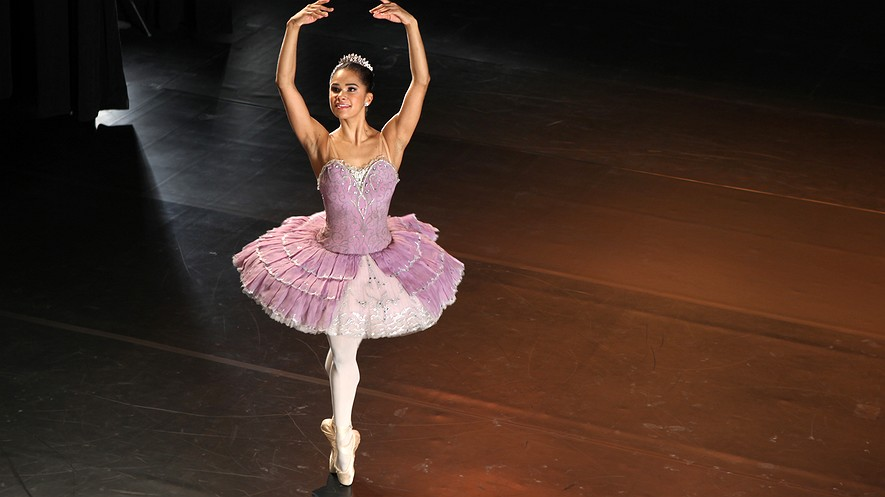 "Misty Copeland appears in a documentary titled ""A Ballerina's Tale,""  which is the story of her comeback from an injury to her leg. Copeland has just begun her first season as a principal ballerina with the American Ballet Theatre, and she's also a best-selling author and celebrity spokeswoman. Did we mention she's also been on Broadway?"
