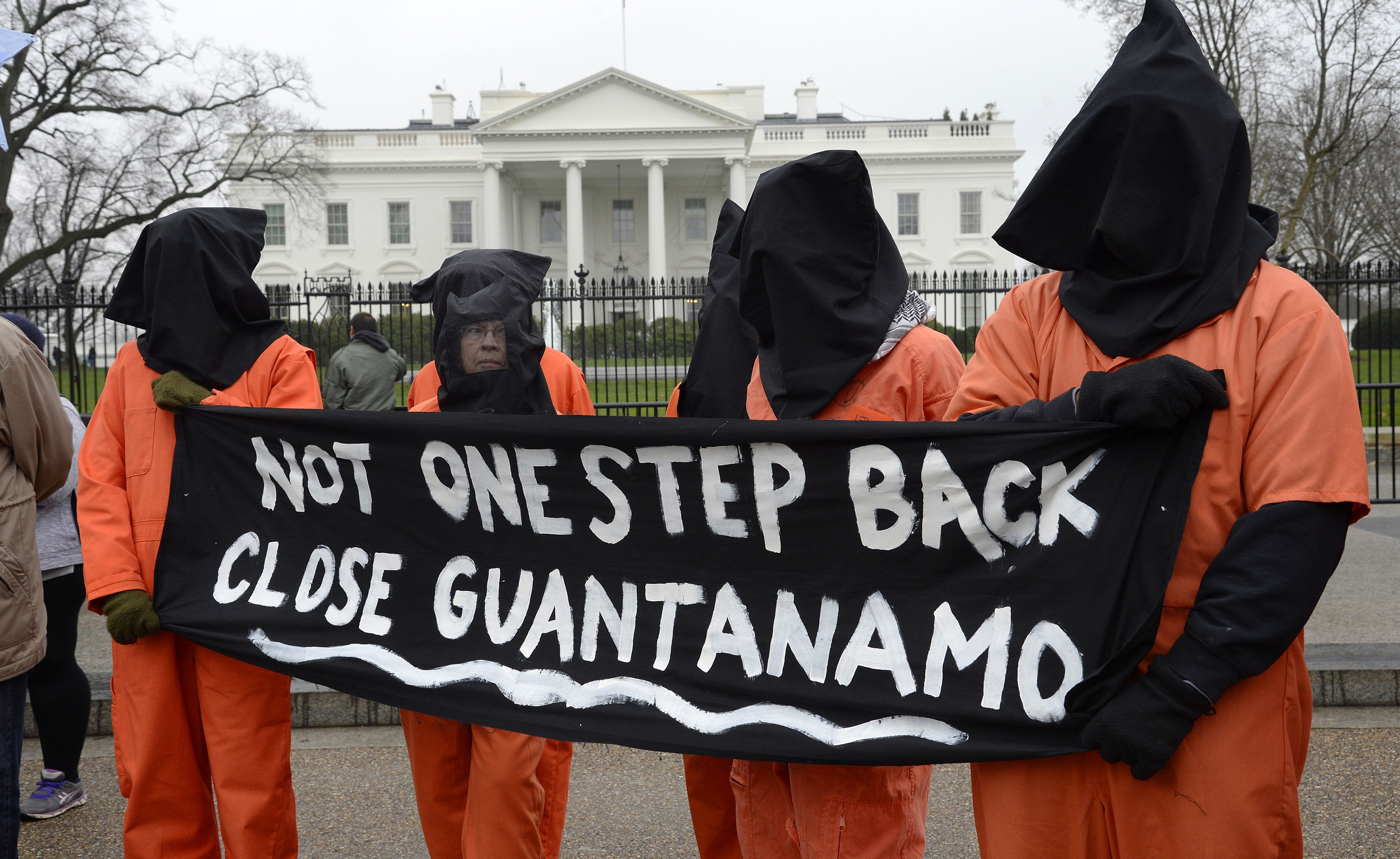 analysis of guantanamo bay How us torture left a legacy of damaged minds  who fears going outside because he sees faces in crowds as guantánamo bay guards i'm not normal anymore  the guantanamo docket.