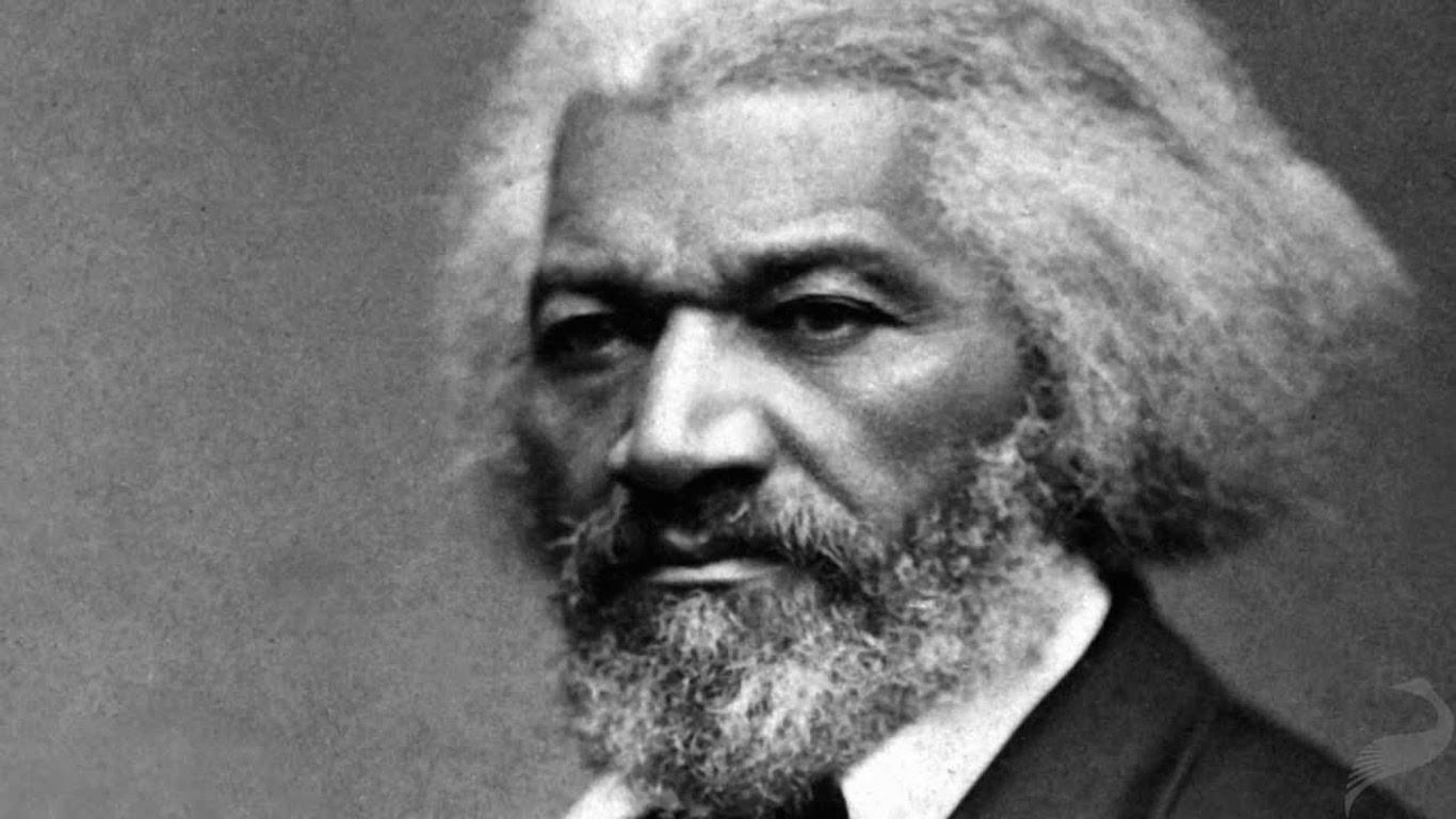 Frederick Douglass Comes to Life
