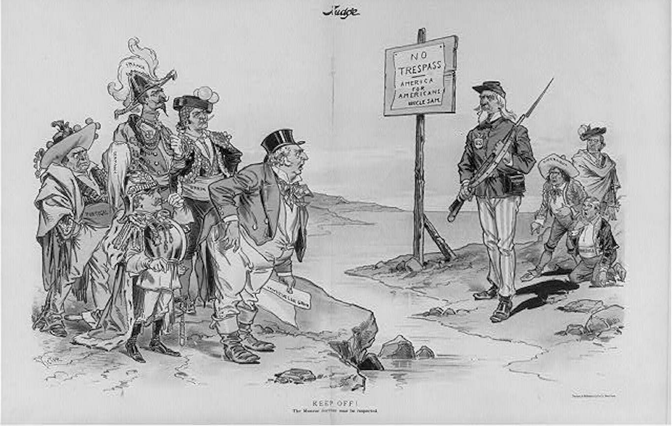 Newsela – Monroe Doctrine Worksheet