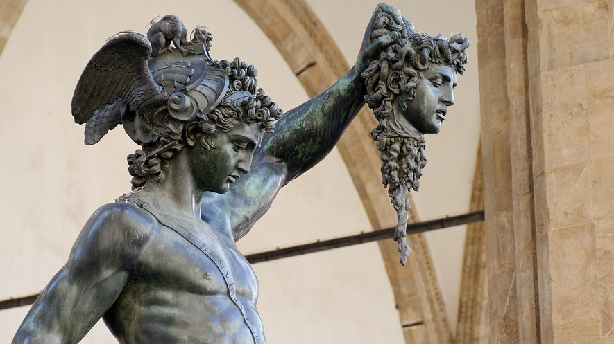 Newsela Myths And Legends Perseus Renowned Hero Of