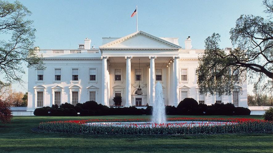 Newsela The History Of The White House