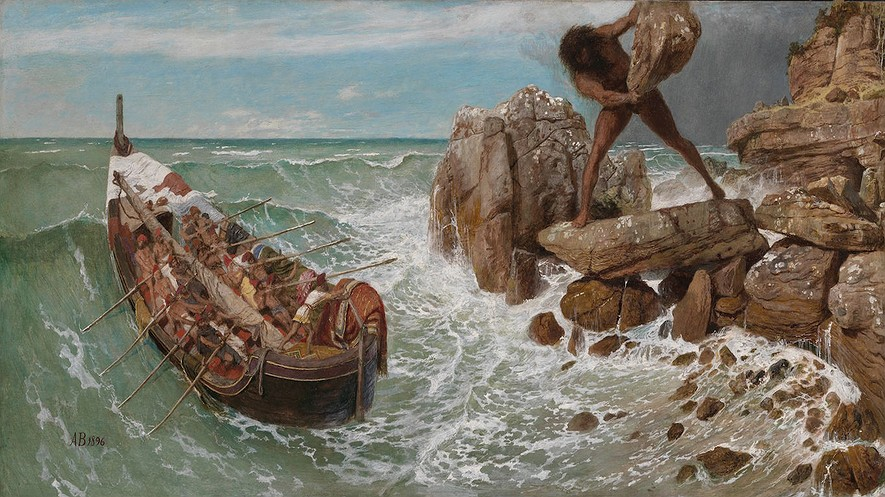 Newsela   Myths and Legends: Odysseus and his odyssey, the