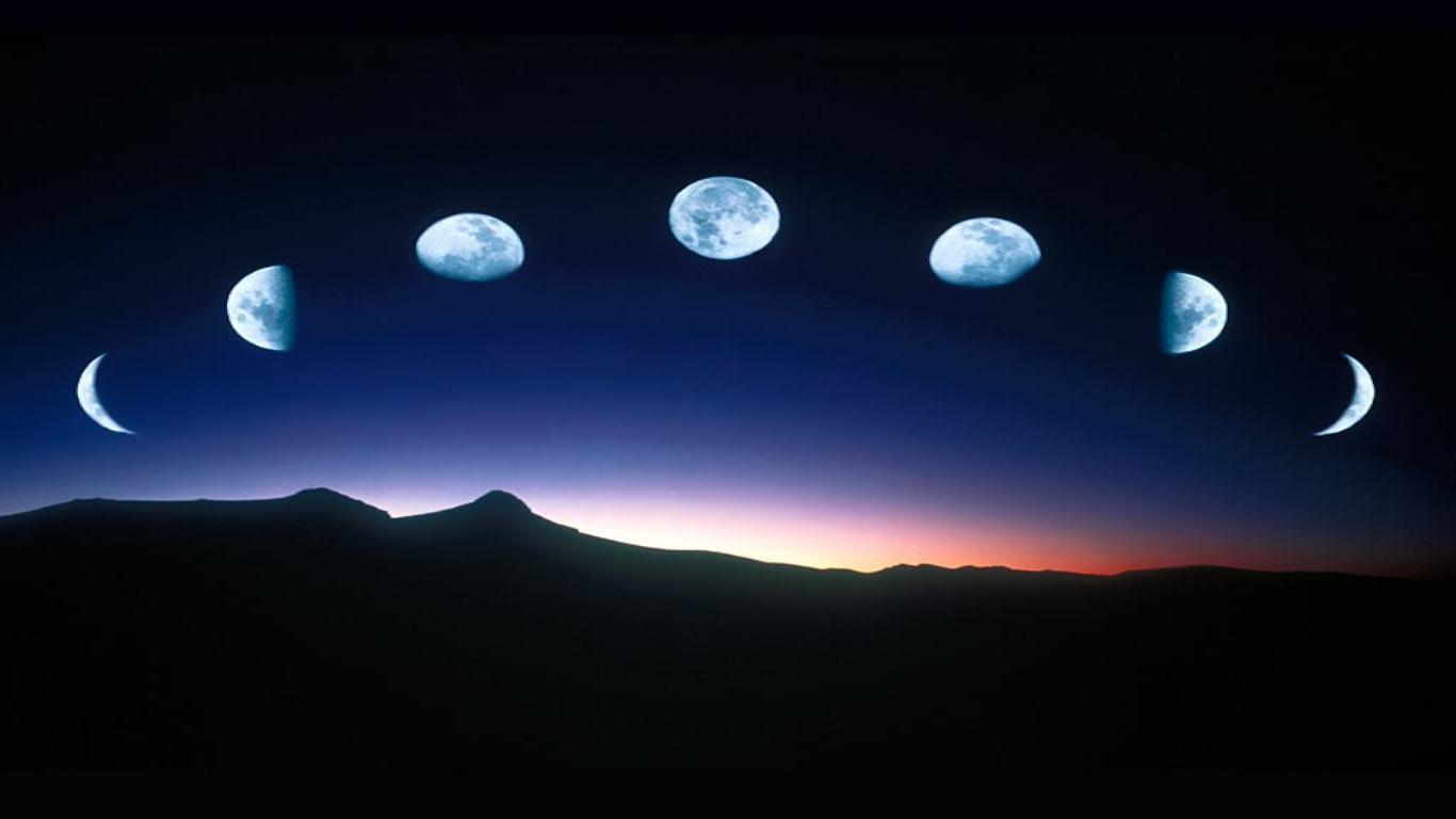 moon phases - Ecosia