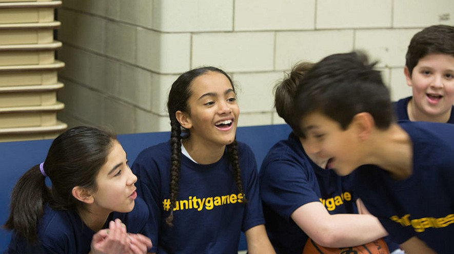The St. John's fifth-grade CYO basketball team refused to play its game on February 10, 2017, after the team was told its girl players could not participate. Photo: by John O'Boyle/NJ Advance Media