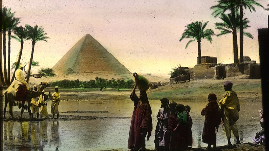 Newsela | How the Nile River Led to Civilization in Ancient Egypt