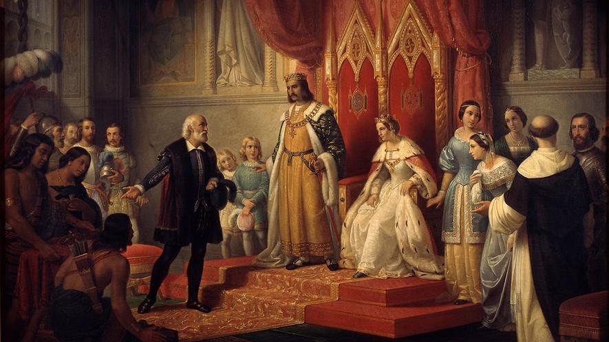 fernando and isabel, pope vı alexander ile ilgili görsel sonucu