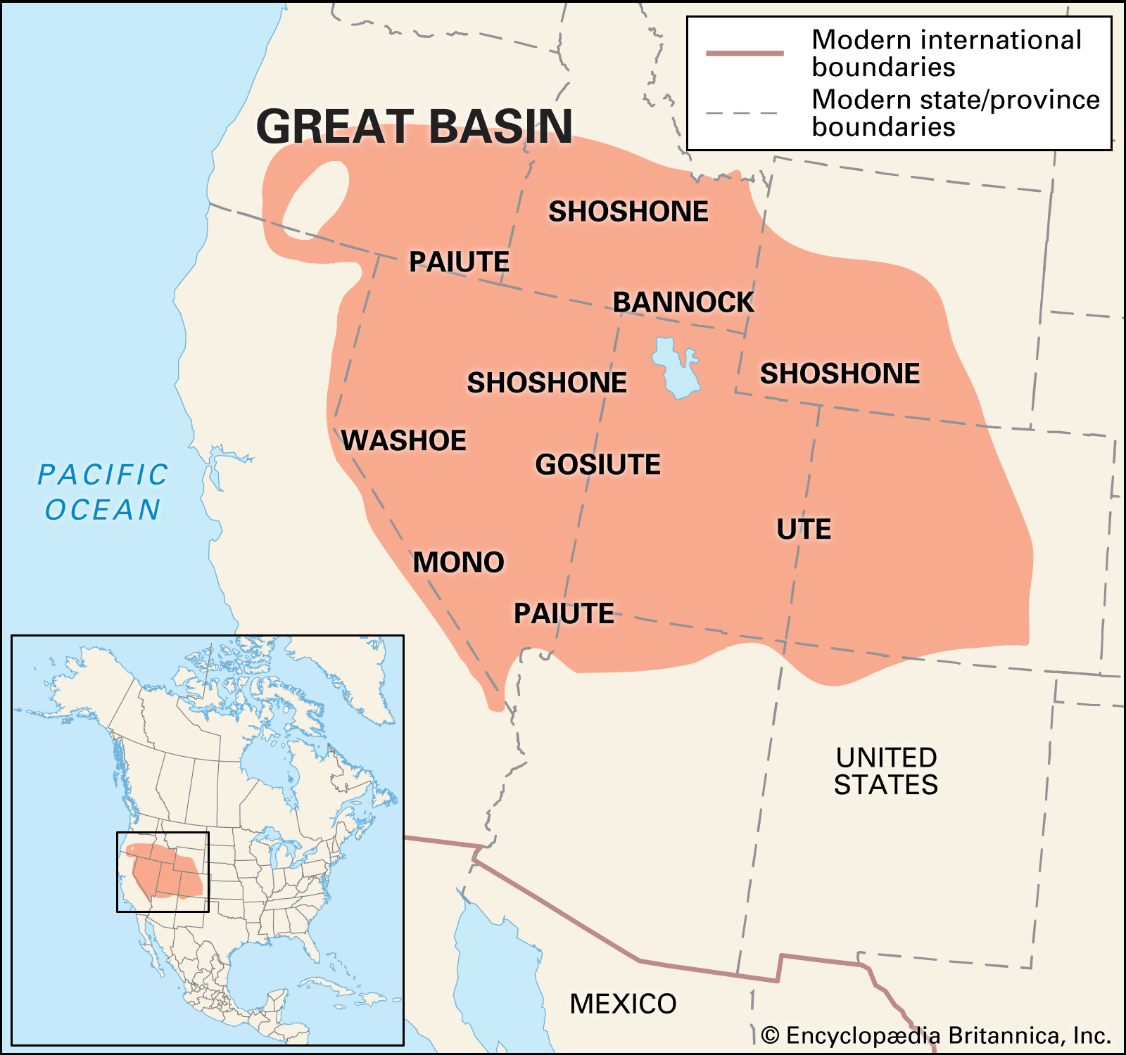 Newsela Native American Cultures The Great Basin