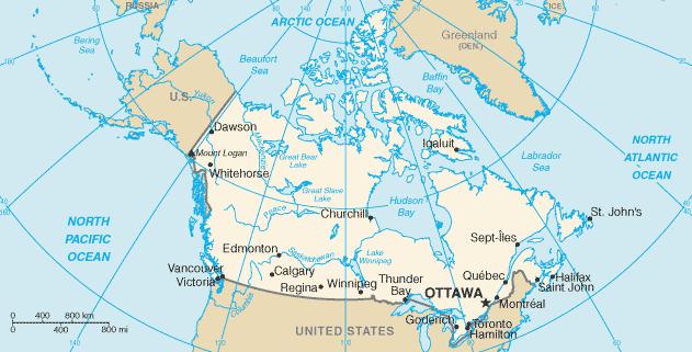 Newsela Canada Celebrates Its Th Birthday - Where is ottawa