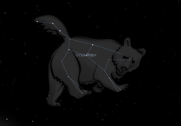 Little Bear Youre a Star A Greek Myth About the Constellations