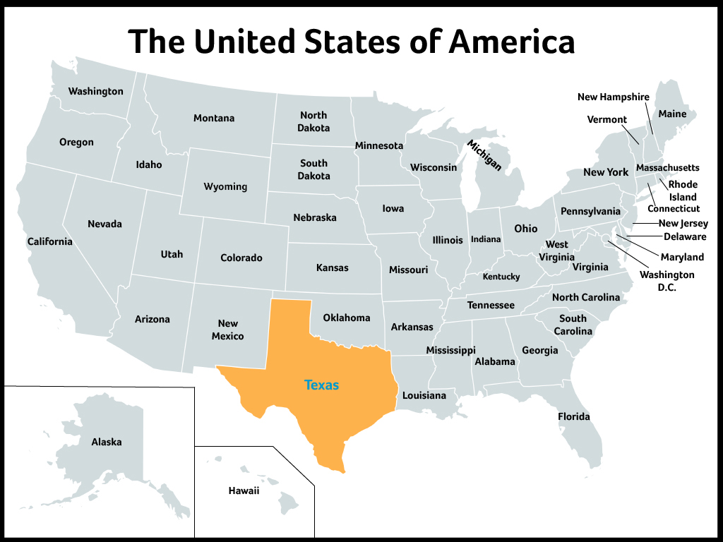 Newsela Texas The Lone Star State - Why is texas called the lone star state