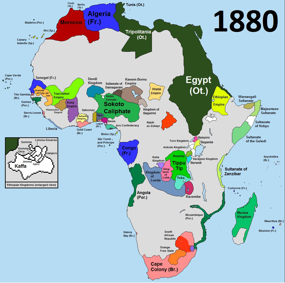 Newsela expansion was everything europes colonization of africa africa in 1880 before the scramble for africa click to enlarge gumiabroncs Choice Image