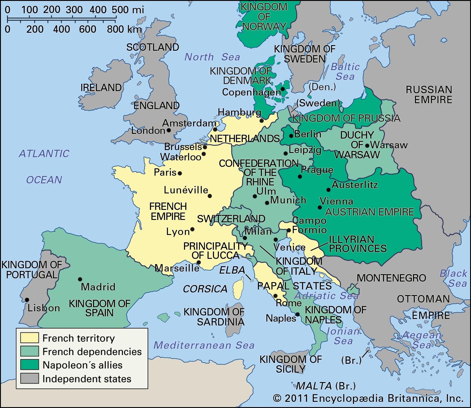 Newsela The Congress Of Vienna