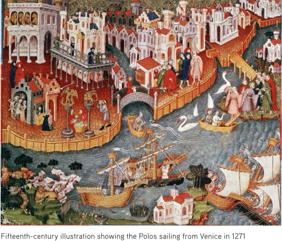 Newsela - Marco Polo & his \