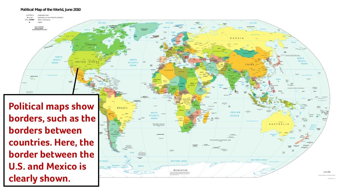 Newsela Reading Maps and Globes