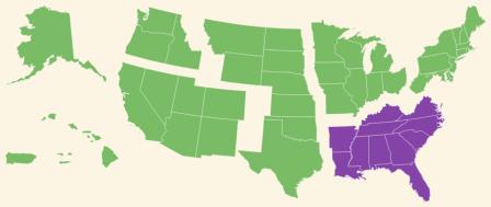 Newsela - Climate change in the U.S. Southeast