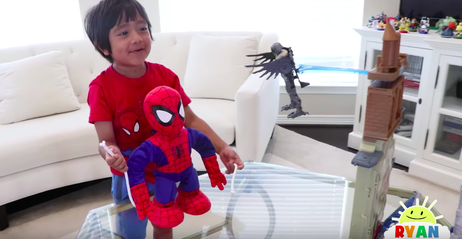 Toys For Boys Six Year : Newsela six year old gets rich reviewing toys on youtube